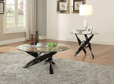 Hagelin Collection 84530CE 2 PC Living Room Table Set with 38
