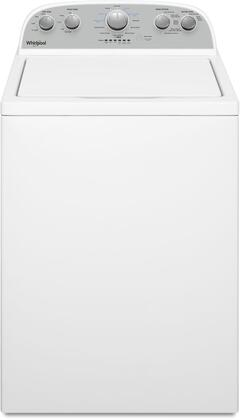 WTW4955HW 27 inch  Top Load Washer with 3.8 cu. ft. Capacity  Water Level Selection  Quick Wash Cycles  Delicates Cycle  in