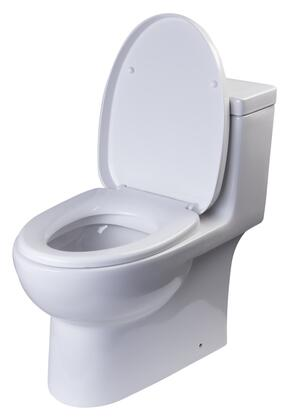 R-359SEAT Replacement Soft Closing Toilet Seat for