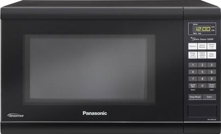 NN-SN651B 1.2 cu. ft Capacity Countertop Microwave Oven  Inverter Technology  1-touch Sensor Cooking  nd Control Touch Panel  in
