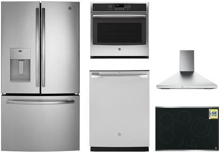 5-Piece Kitchen Appliance