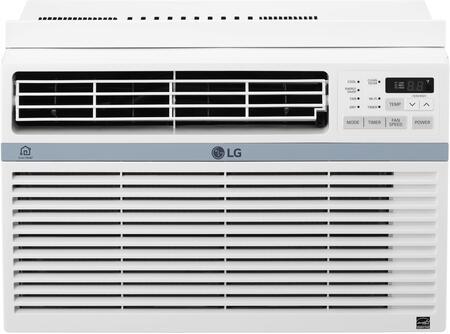 LG LW8017ERSM Energy Star Window Air Conditioner, 8,000 BTU, White