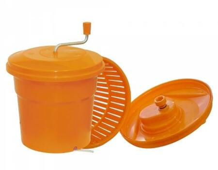SD92SC E004 Manual Salad Spinner Sealed Cover With 20 Liters Basket  in