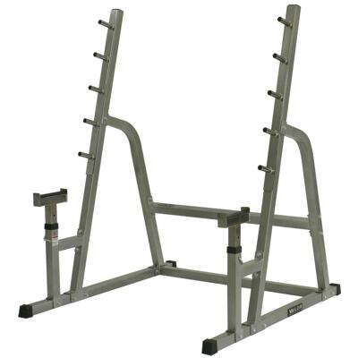 BD-4 Safety Squat/Bench Combo Rack in