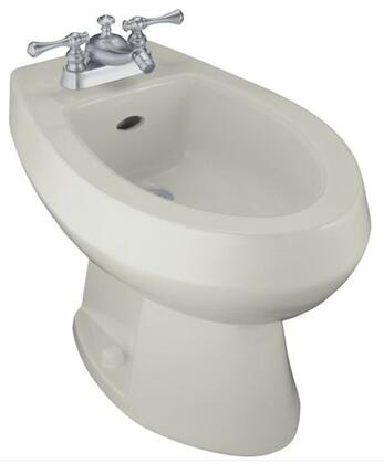 K-4864-IG Amaretto bidet with 4