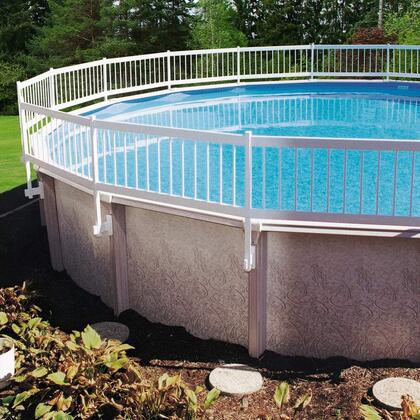 NE145 Above Ground Pool Fence Add-On Kit B (8 Sections) -