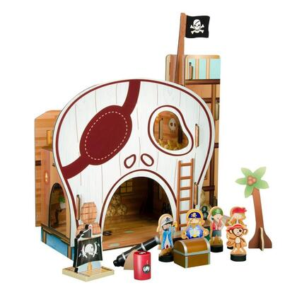 TD-11822A Teamson Kids - Pirate Table Top Play 530099