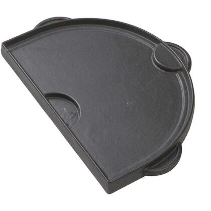 PR362 Half Moon Cast Iron Griddle For Oval