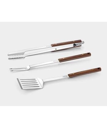 ATS-CK3 Grill Cook Tool Set with Spatula  Tongs