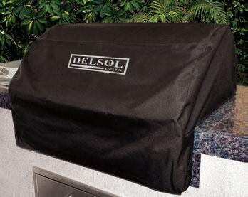 DSVC32 Vinyl Cover For 32 inch  Built-In Grill  in