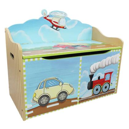 W-9940A Fantasy Fields - Transportation Toy