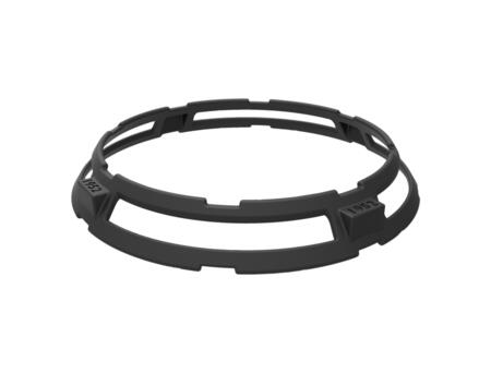 099051900 Reversible Wok Ring with Cast Iron Finish for 14 inch  and 16 inch  Pans  in