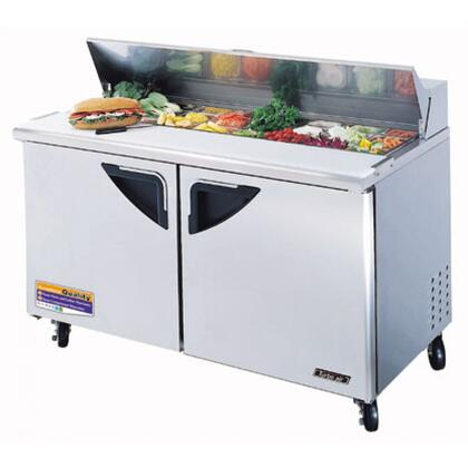 TST60SD 16 cu. ft. Sandwich and Salad Unit with Cold Air Compartment  Convenient Cutting Board Side Rail  Hot Gas Condensate System and Stainless Steel Cabinet