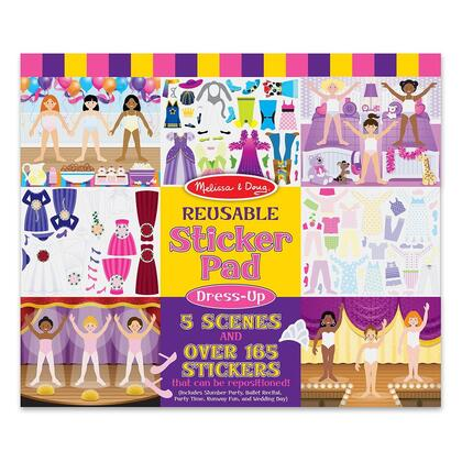 4198 Reusable Sticker Pad -