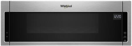 Whirlpool WML55011HS 1.1 Cu. Ft. Stainless Over-the-Range Microwave Oven