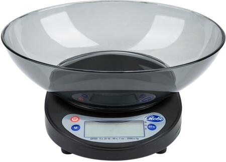 GPS5-16 Digital Portion Control Scale with 5 lb. Capacity  Ingredient Bowl  7/8 inch  LCD Digital Display and 3 Weighing Modes