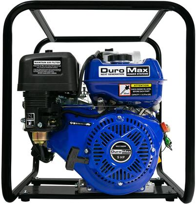 XP904WP Gasoline Engine Portable Water Pump with 9 HP Motor  427 Gallon per Minute Flow Rate  3600 RPM Output  4