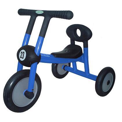 100-01 Blue Walker 1 Seat - No Pedals Push