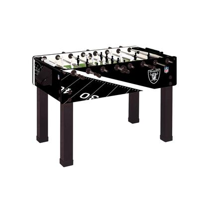 267510 Oakland Raiders Garlando Foosball