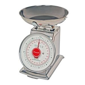 DS21B Mercado  Dial Scale with Bowl  2 lbs / 1