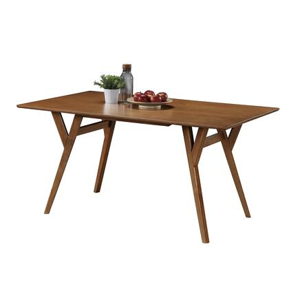 T-TD400-WAL Casual Rectangular Wood Dining Room
