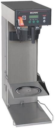 35700.0020 ITCB-DV-DBC w/Integrated Flip Tray Dual Voltage Tea and Coffee Brewer With BrewWISE  Energy-saver Mode  Dual Voltage Adaptable  Digital Temperature