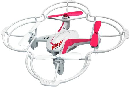 Riviera RIV-D4V RC Voice Control Drone with 2.4Ghz Remote  19 Preset Voice Commands and Headless Mode in