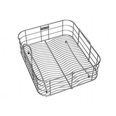 LKWRB1416SS Rinsing Basket which Includes Removable Dish Rack in Stainless