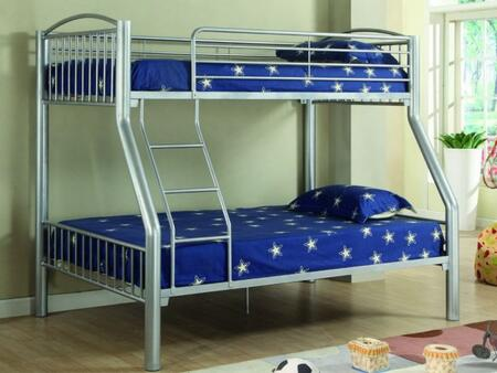 4512S 81 inch   T/F METAL BUNK  in
