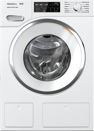 """WWH660WCS 24"""""""" Front Load Washer with TwinDos  WiFiConn@ct  2.26 cu. ft. Capacity  1600 RPM Spin Speed  and Honeycomb Drum  in"""" 889532"""