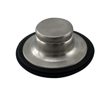 D209-07 Disposal Stopper in Satin