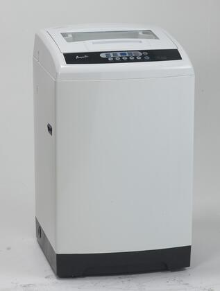 Tlw30w Top Load Portable Washer With 3.0 Cu. Ft. Capacity  Painted Steel Cabinet  Auto Temperature Controls  Fabric Softener Dispenser: