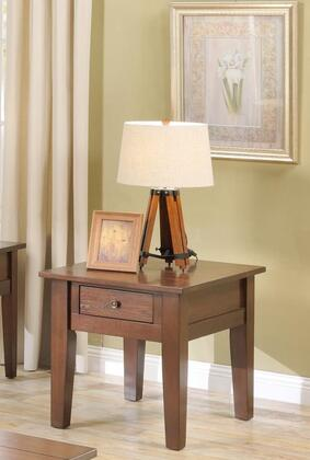 Ezra_Collection_5952-ET_End_Table_with_1_Drawer__Solid_Hardwood_Construction__Oak_Veneer_and_Poplar_Material_in_Cherry