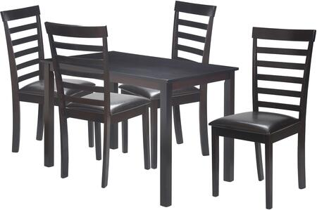 5300DB Kitchen/Dining Table 5 Piece