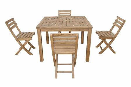 SET-212 5-Piece Dining Set with 42