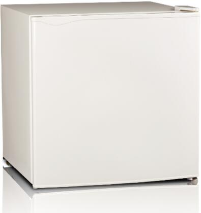 WHS-52F 1.1 CF Upright Freezer with Reversible Door  Mechanical Temperature Control and Adjustable