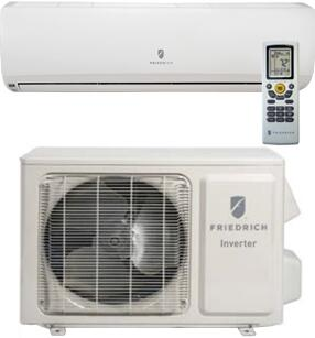MAD12YJ Single Zone Mini Split System with 12000 Cooling and 12200 Heating BTU Capacity  in White 115