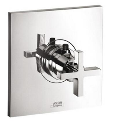 39384421 Axor Citterio Ecostat Thermostatic Trim W/cross Handle: