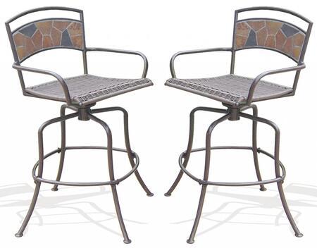 DM-1340B Rock Canyon Swivel Chair