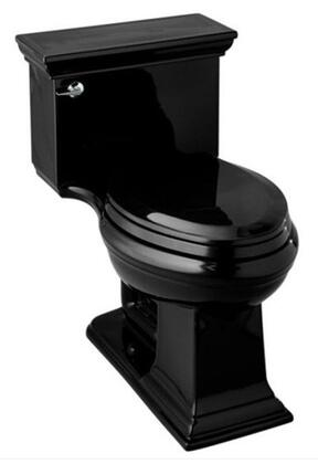 K-3451-BI Memoirs One Piece Elongated Toilet with 12