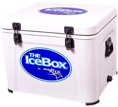 TIB65 Fibreglass Icebox with 65 Litre Capacity  in