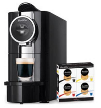 BARS-CKIT Barsetto  Espresso MachineThe with 20 Capsules Sampler