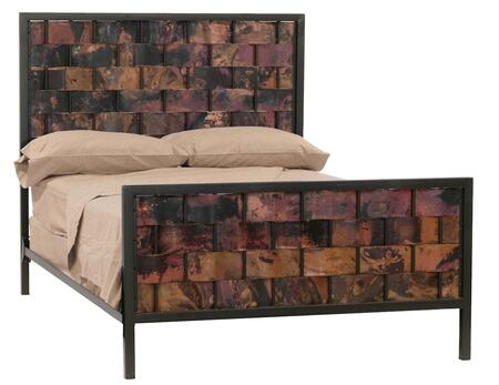 904-743- COP Rushton Queen Iron Bed