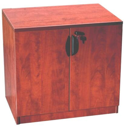 """N113-C 30"""" Storage Cabinet with 3mm PVC Edges in"""