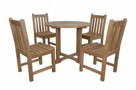 SET-229 5-Piece Bistro Set with 35