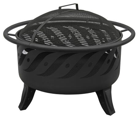 23172 Patio Lights Fire Pits with 12.5 Firebowl  1