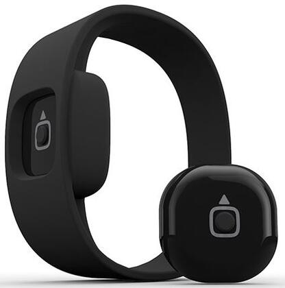 IFITTRACKERB Small/Medium iFit Act Fitness Tracker Wristband and Pod in