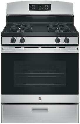 Click here for JGBS60REKSS 30 Freestanding Gas Range with 4.8 Cu.... prices