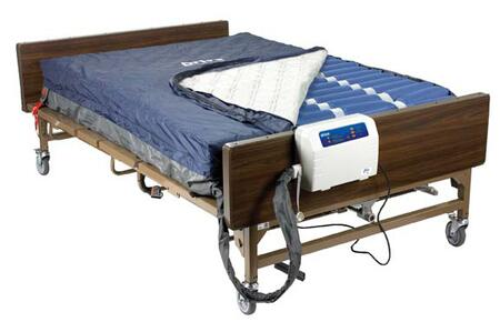 14060 Med Aire Plus Bariatric Heavy Duty Low Air Loss Mattress Replacement