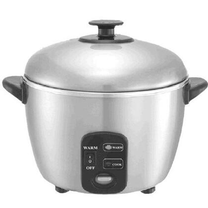 SC-886 3-Cup Stainless-Steel Rice Cooker and